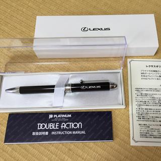 トヨタ(トヨタ)のレクサス非売品 オリジナルボールペン(ノベルティグッズ)