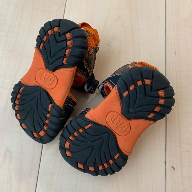 babyGAP(ベビーギャップ)のGAP セット! キッズ/ベビー/マタニティのベビー靴/シューズ(~14cm)(サンダル)の商品写真