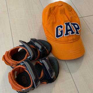 ベビーギャップ(babyGAP)のGAP セット!(サンダル)