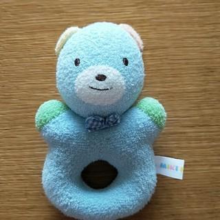 ミキハウス(mikihouse)のミキハウス くまちゃん人形(ぬいぐるみ)