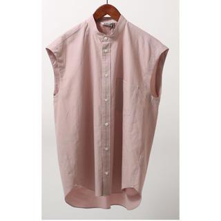 ロンハーマン(Ron Herman)の人気 オーラリー   シャツ  ピンク サイズ1(シャツ)