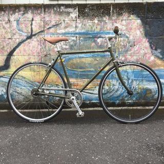 ビアンキ(Bianchi)のレア‼️BIANCHI pista via brera inter5‼️(自転車本体)