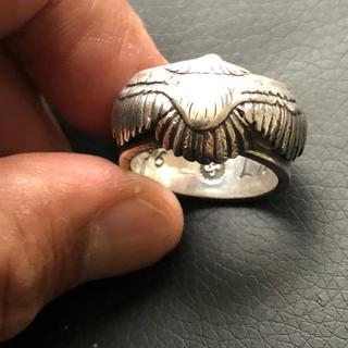 ゴローズ(goro's)のリンチシルバースミス イーグル リング lynch23.5号(リング(指輪))