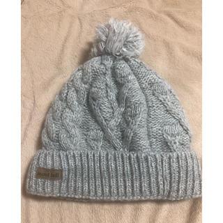 モンベル(mont bell)のmont-bell ニット帽(ニット帽/ビーニー)
