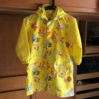 アンパンマン(アンパンマン)の子供レインコート アンパンマン 収納袋付き 110サイズ (レインコート)