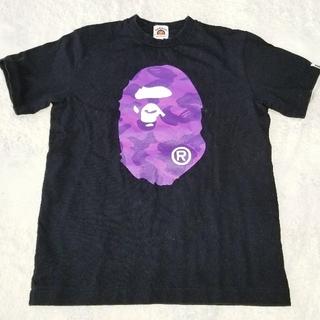 アベイシングエイプ(A BATHING APE)のape☆エイプ☆Tシャツ☆140cm(Tシャツ/カットソー)