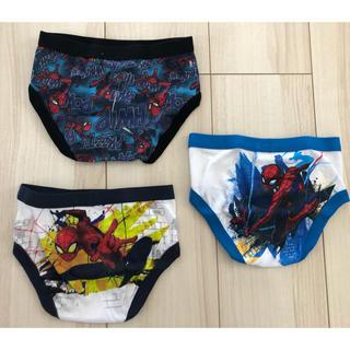 スパイダーマンパンツ(下着)
