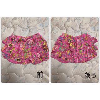 ヒステリックミニ(HYSTERIC MINI)のヒスミニ スカート 85~95(スカート)