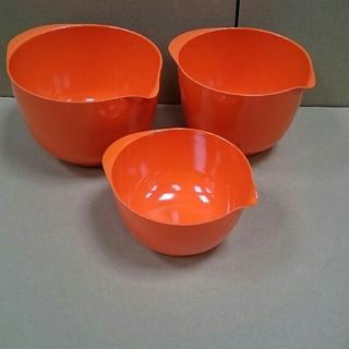 ロスティメパル(Rosti Mepal)のRosti社 ミキシング:ボール3個セット(調理道具/製菓道具)