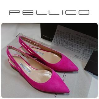 ペリーコ(PELLICO)の定価52920 新品 PELLICO TUTTI ANELLI ANDREA(ハイヒール/パンプス)