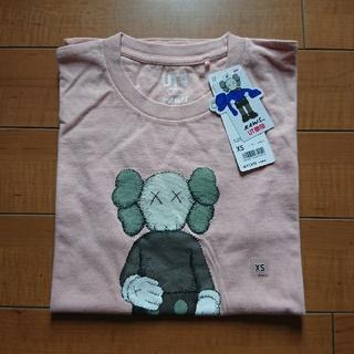 ユニクロ(UNIQLO)のカウズ(Tシャツ/カットソー(半袖/袖なし))