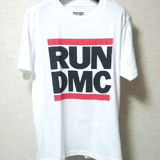 アディダス(adidas)のRUN DMC HIPHOP ヒップホップ オフィシャルTシャツ adidas (Tシャツ/カットソー(半袖/袖なし))