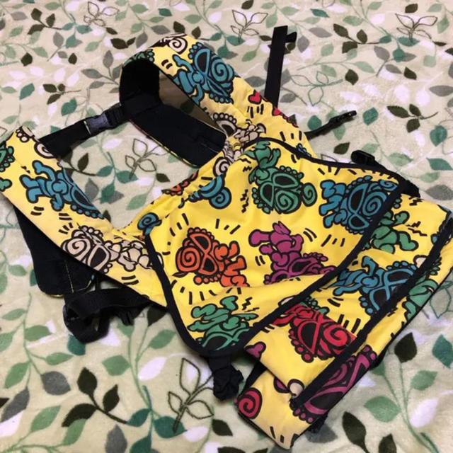 HYSTERIC MINI(ヒステリックミニ)のヒスミニ☆抱っこ紐 キッズ/ベビー/マタニティの外出/移動用品(抱っこひも/おんぶひも)の商品写真