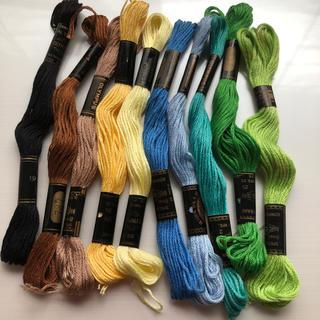 オリンパス(OLYMPUS)のオリンパス刺繍糸 H   B(生地/糸)
