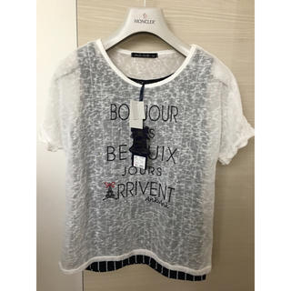 シマムラ(しまむら)の未使用☆Ank Ank ロゴTシャツとタンクトップセット 160(Tシャツ/カットソー)