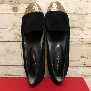 オリエンタルトラフィック(ORiental TRaffic)のオリエンタルトラフィック ぺたんこ靴(ハイヒール/パンプス)