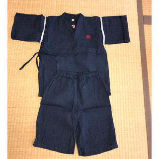 ニシマツヤ(西松屋)の甚平 子供用 130(甚平/浴衣)