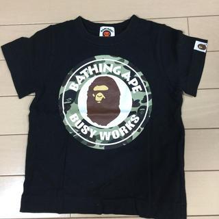 アベイシングエイプ(A BATHING APE)のエイプ Tシャツ(Tシャツ/カットソー)
