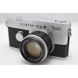 OLYMPUS - PEN-FV G.ZUIKO AUTO-S 40mm F1.4
