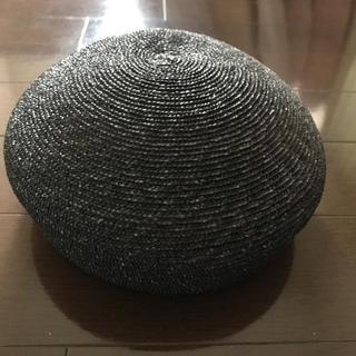 ドゥロワー(Drawer)の今半額以下 季未使用 ドゥロワー   Rock&Co  帽子 メゾンミッシェル (麦わら帽子/ストローハット)