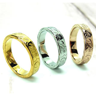ハワイアンジュエリー  リング  サイズ豊富(リング(指輪))
