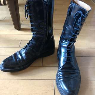 グッチ(Gucci)の【最終値下】GUCCI ロングブーツ 26.5(ブーツ)