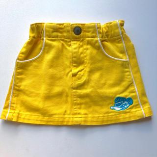 ヒステリックミニ(HYSTERIC MINI)のヒステリックミニ   スカート 100(スカート)