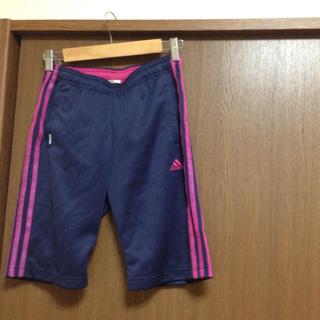 アディダス(adidas)の【お値下げ】adidas♡ハーフパンツ(ハーフパンツ)