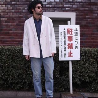 コモリ(COMOLI)の221village ダブルジャケット(テーラードジャケット)