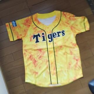 ハンシンタイガース(阪神タイガース)の阪神タイガース 応援ユニフォーム 男性Mサイズ(ウェア)