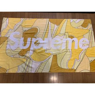 シュプリーム(Supreme)の値下げ シュプリーム バスタオル ブランケット(タオル/バス用品)