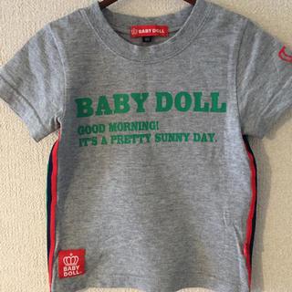 ベビードール(BABYDOLL)の80センチ ベビードール グレーTシャツ(Tシャツ)