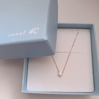canal4℃ - canal4℃ ストーンネックレス