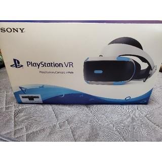 PlayStation VR - 新型 PSVR カメラ同梱版 CUHJ-16003