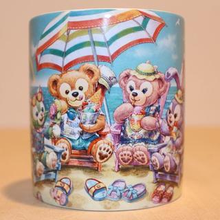 ダッフィー(ダッフィー)のダッフィーのサニーファン スーベニアカップ(グラス/カップ)