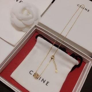 セリーヌ(celine)のceline ネックレス(ネックレス)