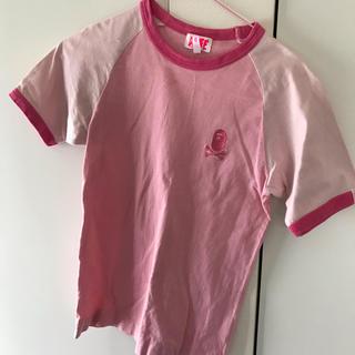 アベイシングエイプ(A BATHING APE)のエイプTシャツ(Tシャツ(半袖/袖なし))
