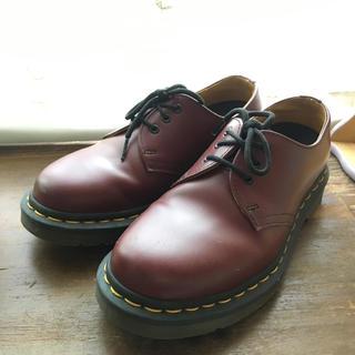 ドクターマーチン(Dr.Martens)のDr.Martens 3ホール ローカット (ローファー/革靴)