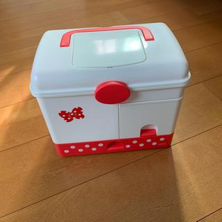ベルメゾン(ベルメゾン)の救急箱 ベルメゾン ディズニー ミニーちゃん(日用品/生活雑貨)