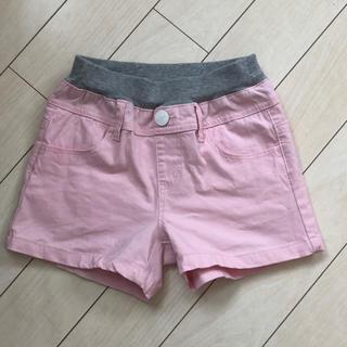 シマムラ(しまむら)のピンク ショートパンツ 140センチ(パンツ/スパッツ)