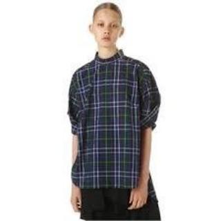 エンフォルド(ENFOLD)のエンフォルド シャツ(シャツ/ブラウス(半袖/袖なし))