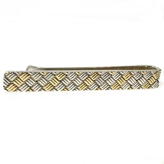 Tiffany & Co. - 美品 ティファニー ゴールド シルバー タイピン VJ22