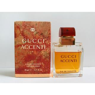 グッチ(Gucci)のGUCCI アチェンティー 香水50ml(ユニセックス)