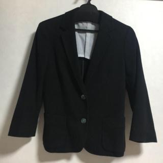【UNIQLO】ブラックジャケット