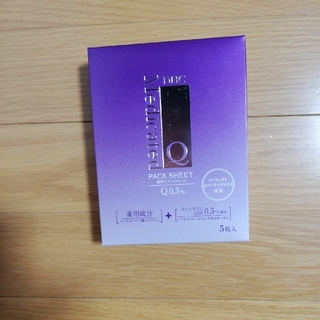 ディーエイチシー(DHC)のDHC ☆ 薬用Qパックシート(その他)