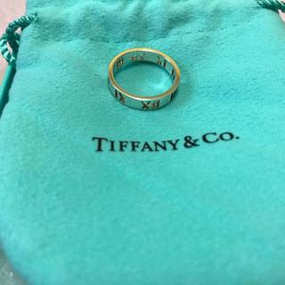 ティファニー(Tiffany & Co.)のTiffany アトラスリング  小さめ 7号(リング(指輪))