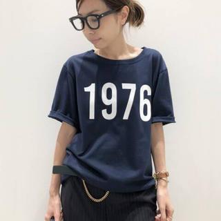 アパルトモンドゥーズィエムクラス(L'Appartement DEUXIEME CLASSE)のアパルトモン アメリカーナ AMERICANA 1976 Tシャツ(Tシャツ(半袖/袖なし))