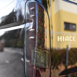 トヨタ(トヨタ)のtmbs0405様専用 DazzFellows ハイエース テールランプ(車種別パーツ)
