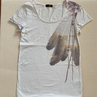 ゴア(goa)のgoa 羽Tシャツ(カットソー(半袖/袖なし))