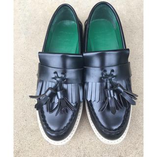 スライ(SLY)のSLY タッセルローファー(ローファー/革靴)